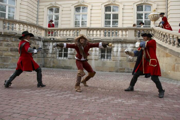В свою армию кардинал принимал лучших из дворян – храбрых, обязательных, преданных / Фото: ru.kinorium.com