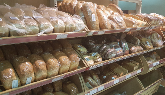 Хлебобулочные изделия сегодня реализуются в целлофановых упаковках / Фото: tamasha10.kz