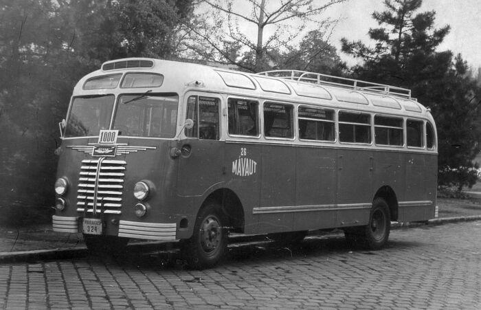 Первое свое детище Ikarus 30 завод Икарус начал производить в 1951 г. / Фото: en.m.wikipedia.org