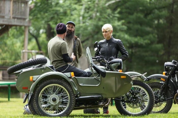 В этом году особенно актуальными моделями являются три последние: Урал Gear Up, Урал СиTи и Урал Боббер LE / Фото: excellent-moto.ru