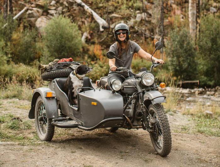 Уралы, которые выпускаются сегодня, являются своеобразной данью уважения ушедшей эпохе / Фото: drive2.com