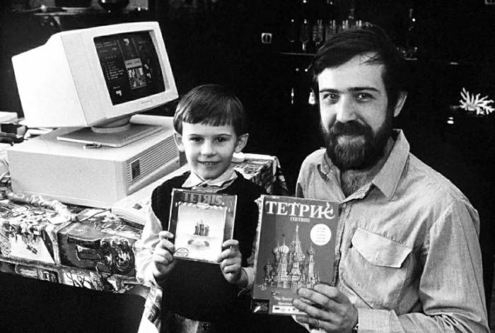 Хорошо всем знакомый Тетрис был придуман советским программистом / Фото: twitter.com
