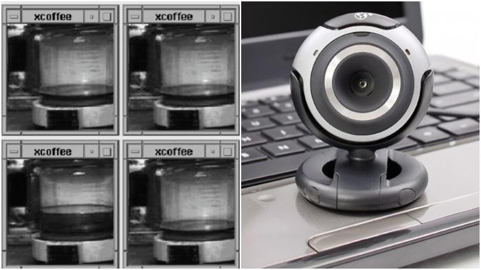 Первая веб-камера была предназначена для наблюдения за кофемашиной / Фото: arvindr21.github.io