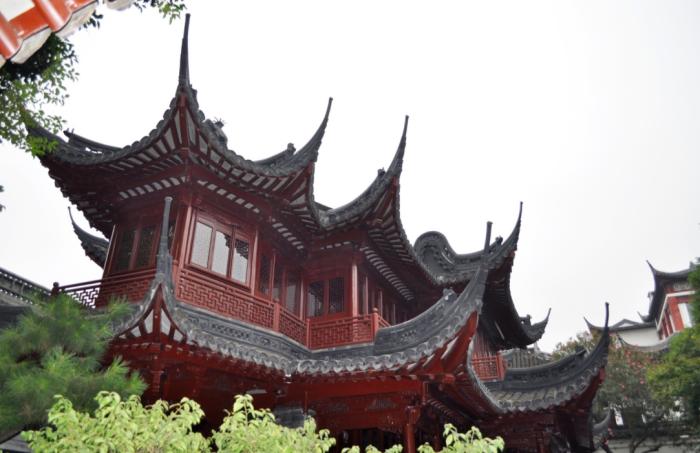 Такие конструкции можно было наблюдать на территории Японии и Китая несколько тысячелетий назад / Фото: travel-dom.ru
