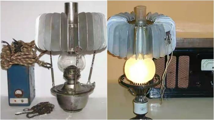 После окончания войны термогенераторы стали применять для питания бытовых радиоприемников / Фото: pikabu.ru