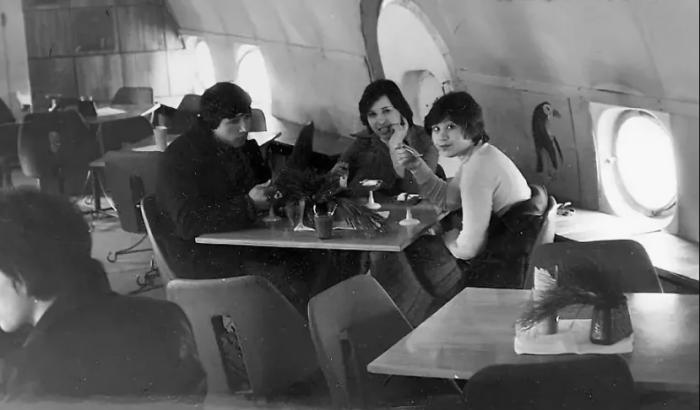 От самолета внутри оставались только иллюминаторы / Фото:  aviaforum.ru