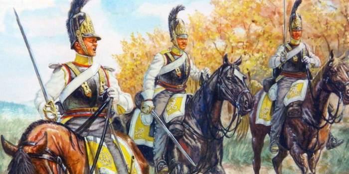 В основе каски, разработанной Николаем I и придворным художником, лежат кирасирская русская каска и шлем периода средневековья / Фото: warhead.su