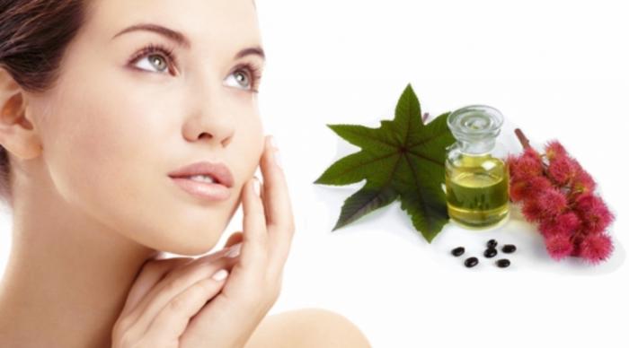 Смесь касторки с другими маслами эффективно увлажняет кожу лица / Фото: m.123ru.net