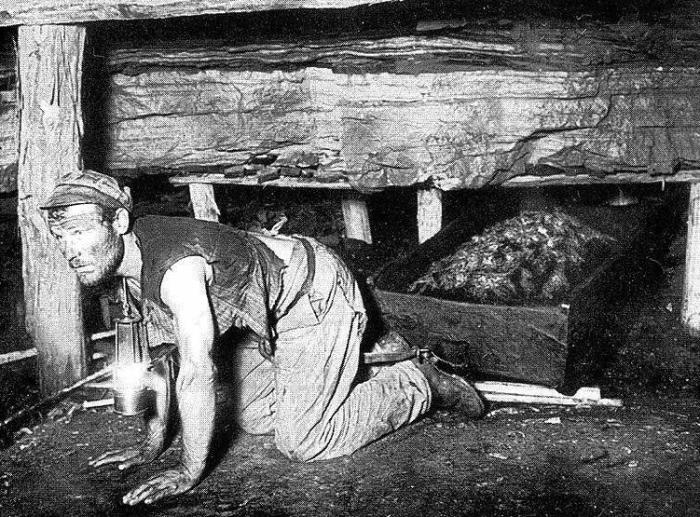 Все, кто здесь отбывал срок, работали в сфере строительства, выполняли сельхозработы, заготавливали лес, добывали уголь / Фото: ok.ru