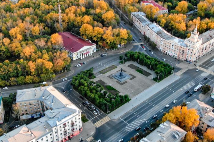 Основывался город Комсомольск-на-Амуре с одной целью – в случае нападения противника с востока он должен был стать защитой для всего государства / Фото: Twitter