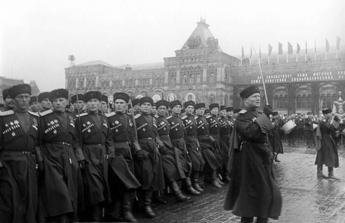 Несмотря ни на что, казаки-пластуны принимали активное участие во Второй мировой войне и стали частью победы / Фото: ustlabinfo.ru