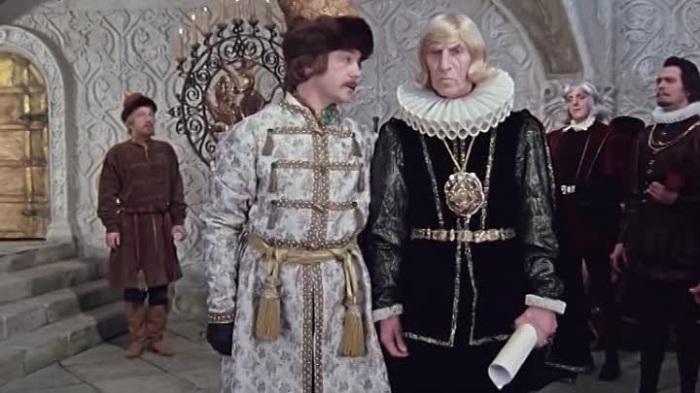 Если бы в ситуацию не вмешался Жорж Милославский, неизвестно чем бы закончилась беспечность «исполняющего обязанности» царя / Фото: Twitter