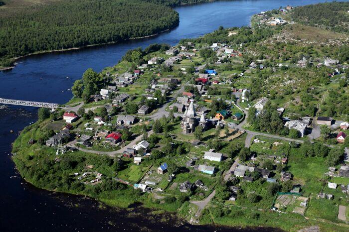 Кемская волость была и во времена Ивана Грозного, и в наше время эта территория существует / Фото: ptzgovorit.ru