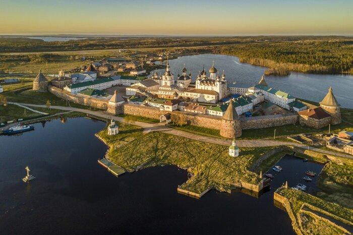 Кемскую волость передали Соловецкому монастырю / Фото: nat-geo.ru