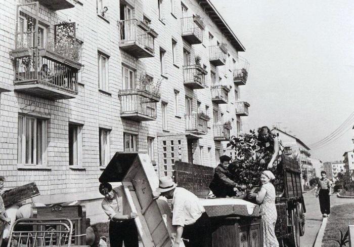 Для советских граждан практически любое личное жилье было пределом мечтаний / Фото: fishki.net