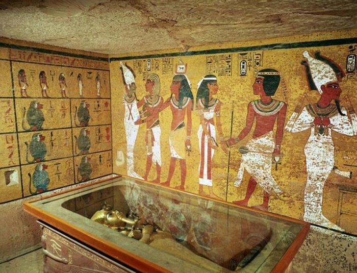 Сенсация, касающаяся захоронения Тутанхамона, появилась во всех газетах мира в 1922 году / Фото: kvobzor.ru