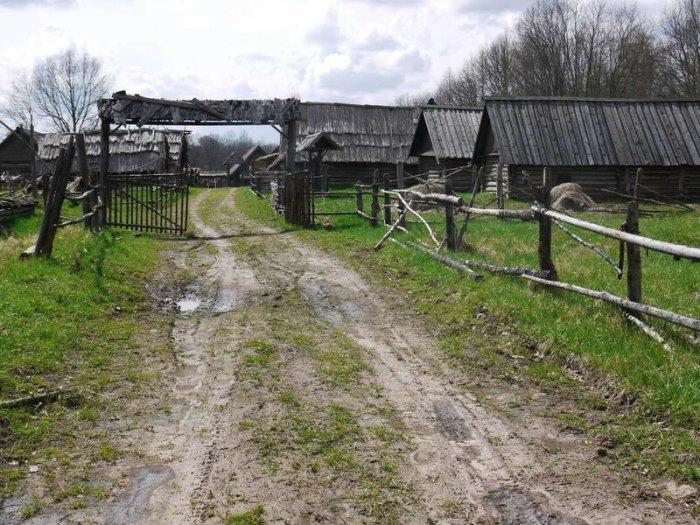Здесь прошел батальон из одноименного фильма / Фото: frosya-hod.livejournal.com
