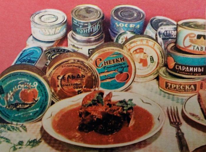 Советские покупатели с осторожностью отнеслись к новинке / Фото: monateka.com