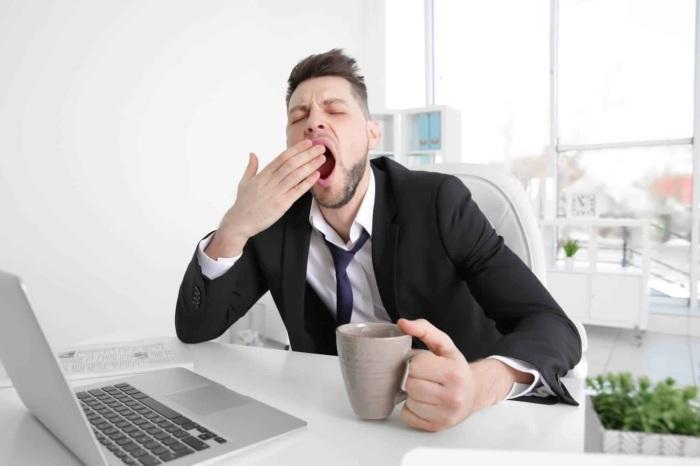 Спустя минут тридцать после употребления кофе появляется желание поспать / Фото: napitki.net