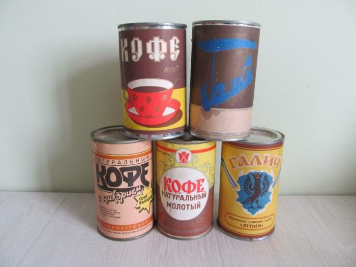 В Советском Союзе многие не придавали значение, натуральный кофе или напиток перед ними / Фото: hochyvseznat.ru