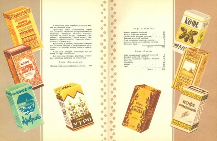 Советские кофейные напитки по вкусу не уступали современным / Фото: zavodfoto.livejournal.com