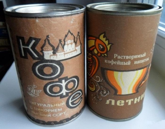 В напитке «Летний» сочетались цикорий и кофе / Фото: ointeres.ru