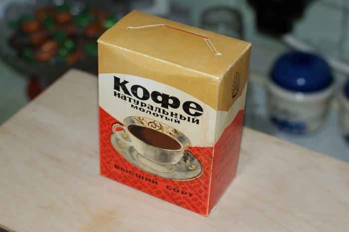 Настоящий кофе тоже был доступен советским гражданам / Фото: drive2.com