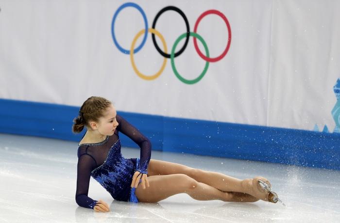 Фигуристки не могут часто менять коньки из-за интенсивных тренировок / Фото: eg.ru