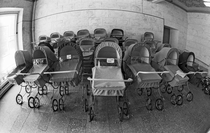 Отечественные производители модернизировали коляски / Фото: politiko.ua