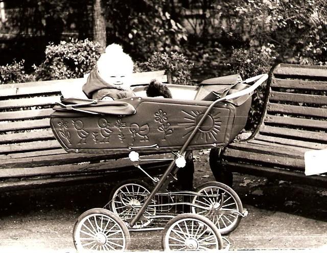 Немецкая коляска «Zekiwa» - мечта советских женщин / Фото: forum.materinstvo.ru