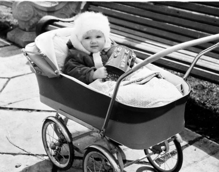 Усовершенствованная коляска ВМ-210 / Фото: v-gornom.ru