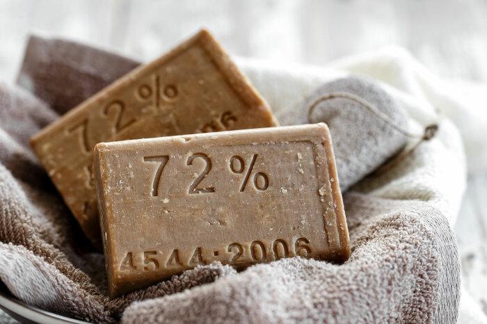 Иностранцы скупают классическое хозяйственное мыло по 18 долларов / Фото: tabulo.ru