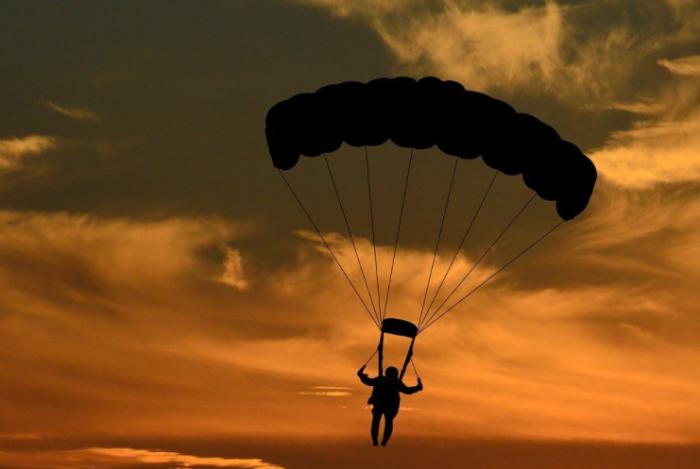 В данном случае простить ошибки и не обращать внимания можно разве людям отдельных профессий, например, пилотам или парашютистам / Фото: fotovmire.ru