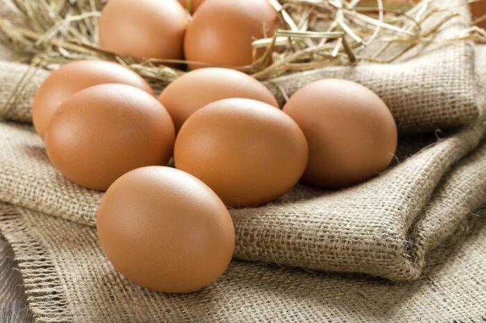 По истечении семи дней яйца из диетических переводятся в разряд столовых / Фото: dnpr.com.ua