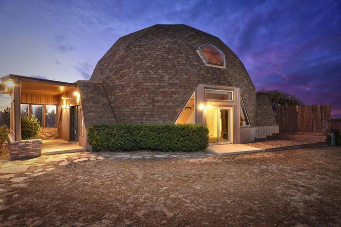 Цена необычного дома из пенопласта начинается от 3500 долларов / Фото: goldvoice.club