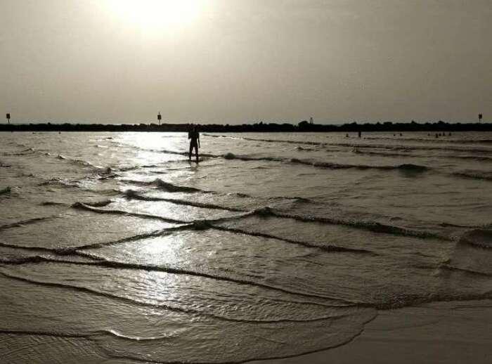 Море в клеточку  - чарующее явление, но очень опасное для людей и кораблей / Фото: shnyagi.net