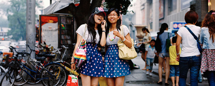 Китайцы не усложняют себе жизнь выглаживанием одежды / Фото: waytogo.cebupacificair.com