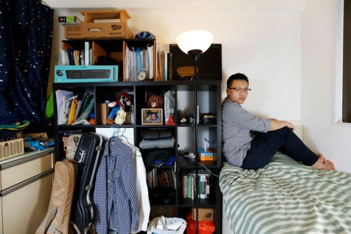 Китайцы покупают только самое необходимое, чтобы не захламлять свои квартирки / Фото: az.sputniknews.ru