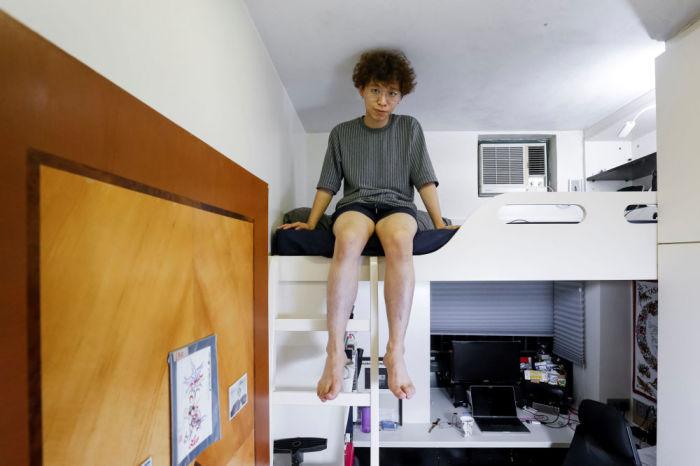 Цена каморки-квартиры в Китае равносильна стоимости однокомнатной квартиры в столице РФ / Фото: m.sputnik-georgia.ru
