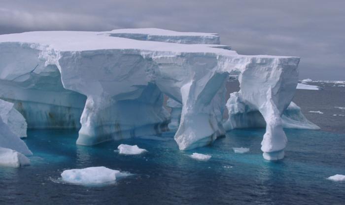 США и СССР договорились о выводе из региона всей техники военного назначения, а значит строительство объекта в айсберге надо было остановить / Фото: mapme.club