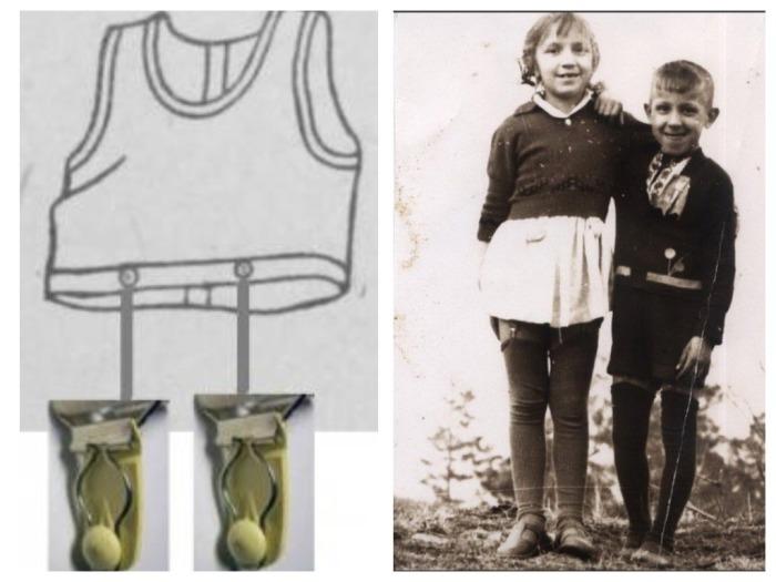 Такая одежда не должна была сковывать движения / Фото: forum.moya-semya.ru