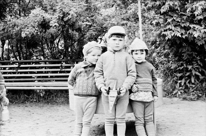 К 70-м годам лифчики утратили свою актуальность, на смену пришли комфортные колготки в рубчик / Фото: okean-v-butylke.ru
