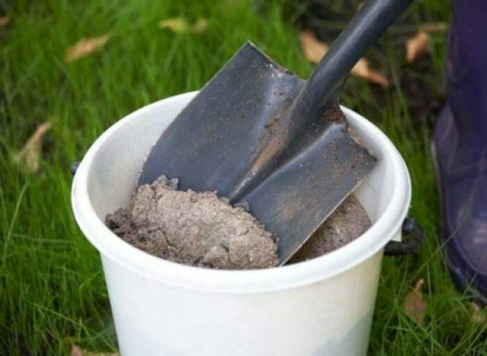 Зола - отличное средство против не только луковой мухи, но и других вредителей / Фото: vot-ogorod.ru