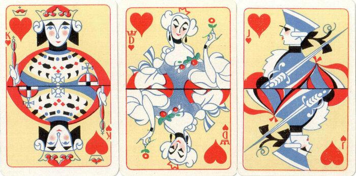 Между символом масти и его названием связь все-таки есть / Фото: liveinternet.ru