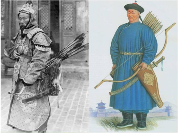 Маньчжуры пользовались мечом только при необходимости ближнего боя, в приоритете у них были стрелы / Фото: altpp.ru