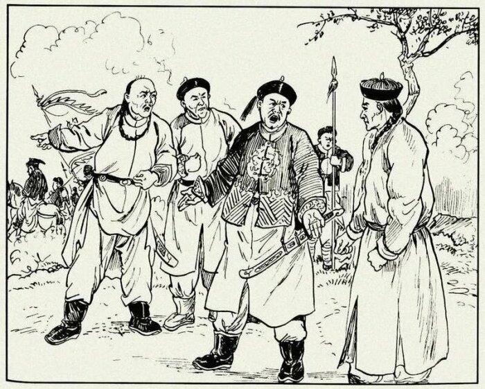 Такая манера ношения оружия уходит корнями в период средневековья / Фото: istorja.ru
