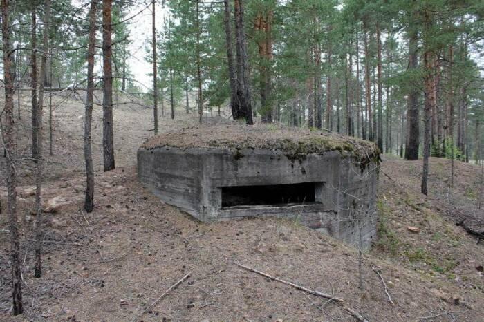 Преодолением финских электрифицированных препятствий занимались группы спецназначения, которые выполняли особую задачу – ликвидировали ДЗОТы и ДОТы противника / Фото: stena.ee