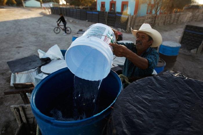 Недостаток воды - большая проблема для города / Фото: gismeteo.ru