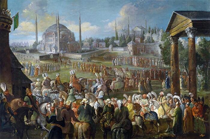 Отсутствие реакции, достаточных знаний, прогрессивности мышления – все это привело к исчезновению османского государства / Фото: solimon.livejournal.com