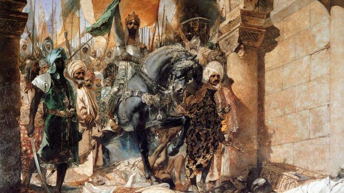 Качественно противостоять сильному централизованному противнику, а именно таковым и являлись османы, европейцы не могли / Фото: thetimes.co.uk